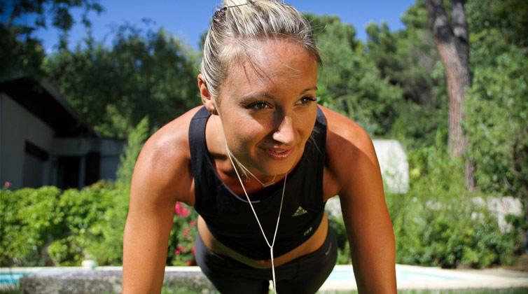 Julie Cotineau, votre coach sportif